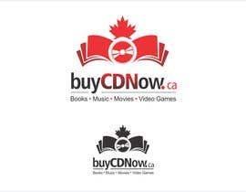 #267 para Logo Design for BUYCDNOW.CA por Mako30