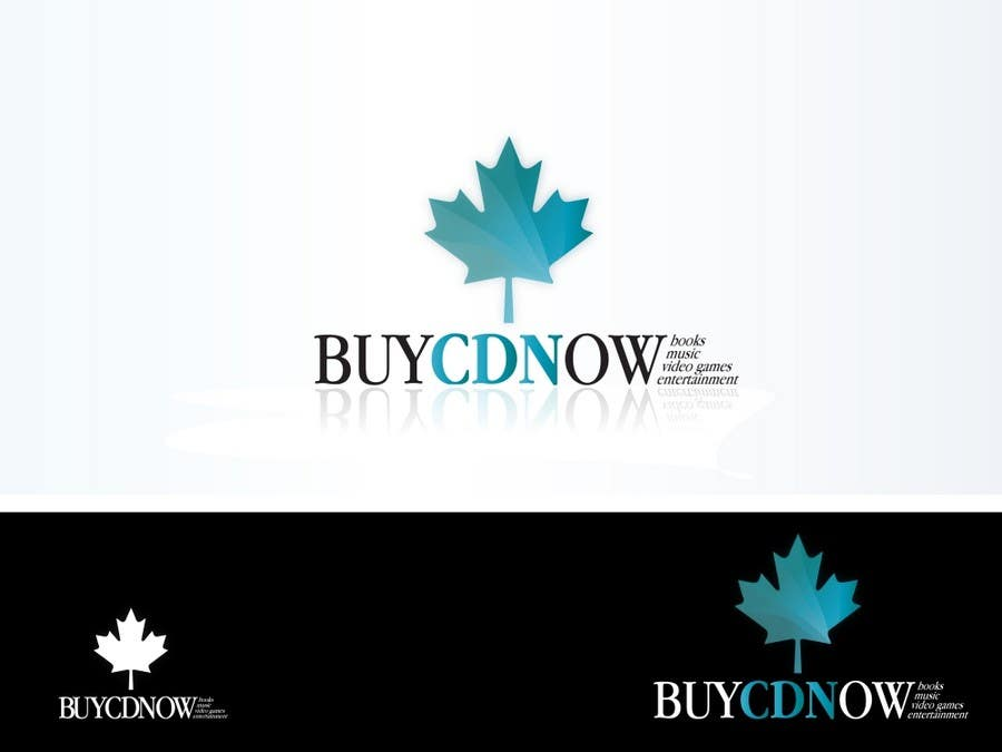 Contest Entry #                                        407                                      for                                         Logo Design for BUYCDNOW.CA