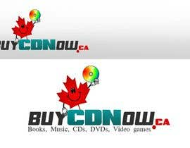 #448 za Logo Design for BUYCDNOW.CA od RGBlue