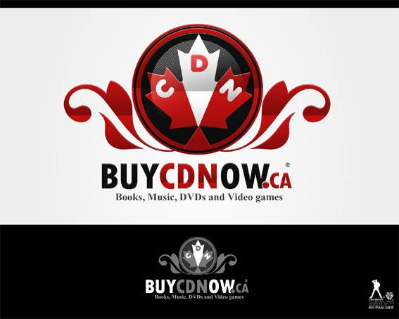 Contest Entry #360 for Logo Design for BUYCDNOW.CA