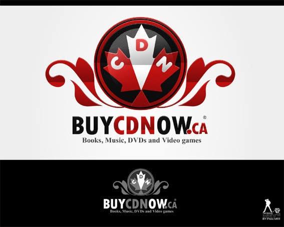 Participación en el concurso Nro.360 para Logo Design for BUYCDNOW.CA