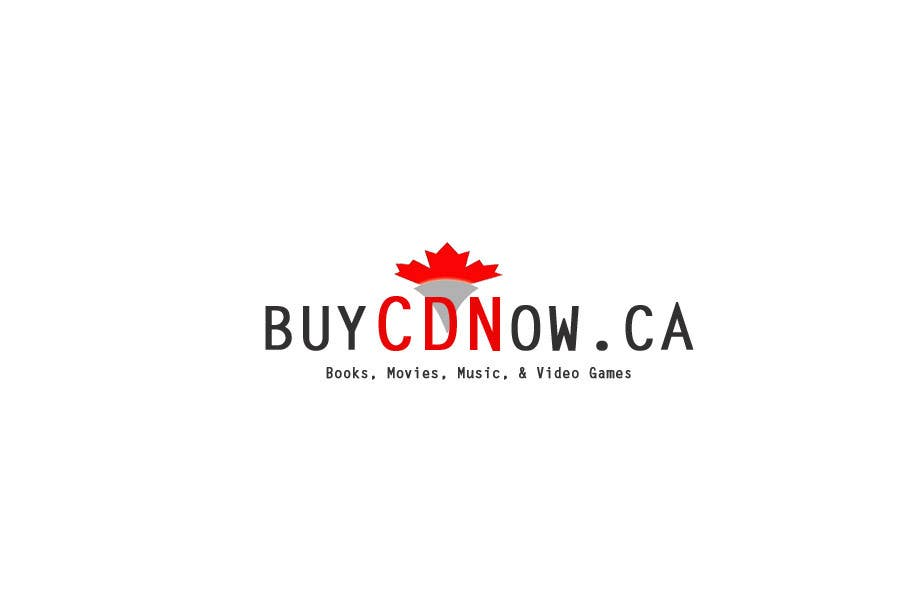 Contest Entry #405 for Logo Design for BUYCDNOW.CA