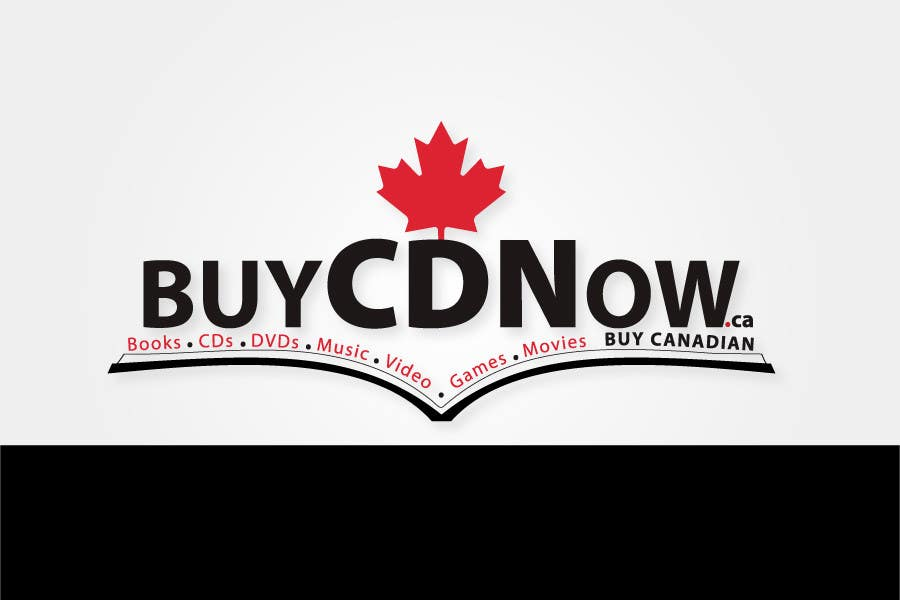 Contest Entry #                                        474                                      for                                         Logo Design for BUYCDNOW.CA