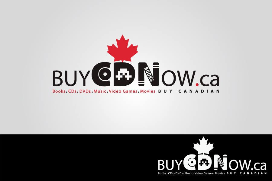 Contest Entry #306 for Logo Design for BUYCDNOW.CA