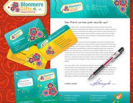 #80 pentru Graphic design work for Bloomers Gifts de către solidussnake