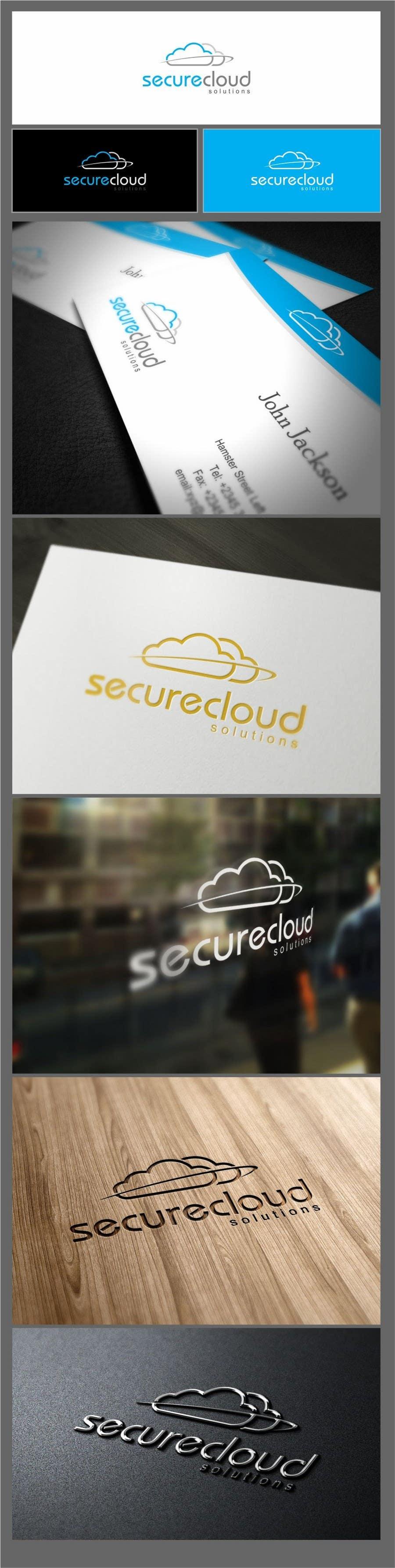 Конкурсная заявка №224 для Logo Design for Secure Cloud Solutions