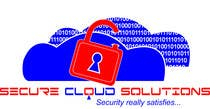 Logo Design for Secure Cloud Solutions için Graphic Design266 No.lu Yarışma Girdisi