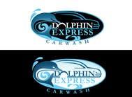 Participación Nro. 99 de concurso de Graphic Design para Logo Design for Dolphin Express Car Wash
