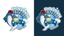 Logo Design for Dolphin Express Car Wash için Graphic Design201 No.lu Yarışma Girdisi