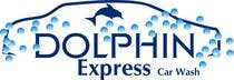 Logo Design for Dolphin Express Car Wash için Graphic Design199 No.lu Yarışma Girdisi