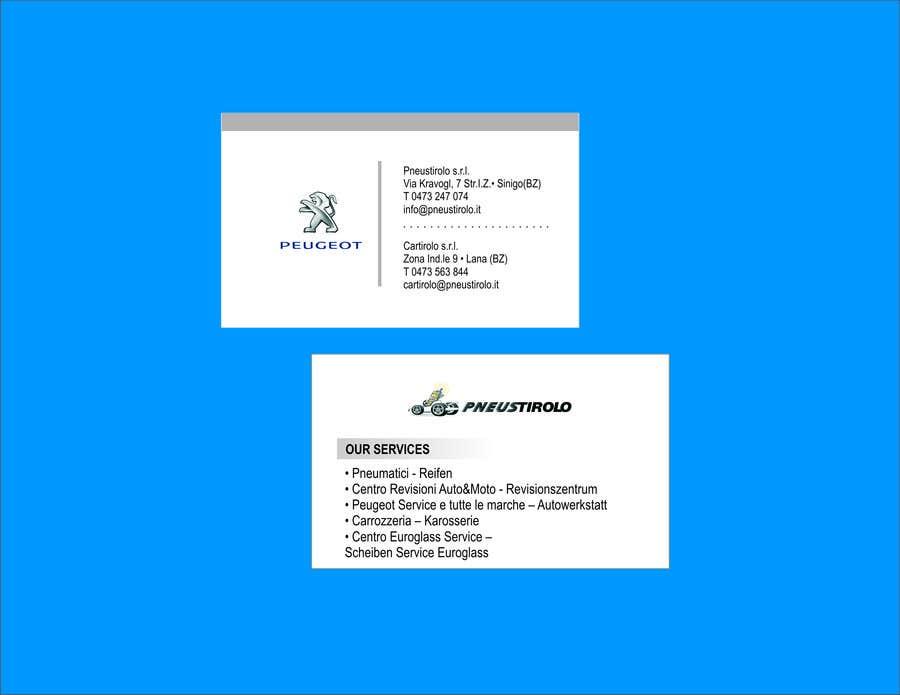Entry 32 By Ravishrathor For Design Von Visitenkarten Pt