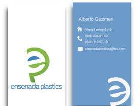 #2 para Business cards Ensenada Plastics por ro2020