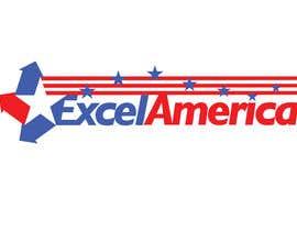 #135 para Design a Logo for Excel America de stanbaker