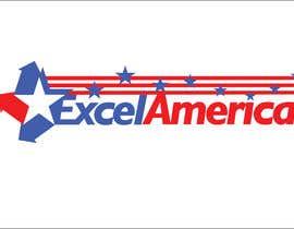 #136 para Design a Logo for Excel America de stanbaker
