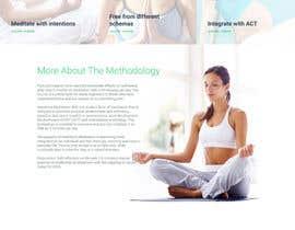 nº 54 pour Build a Website for a meditation movement par bhootbiswas
