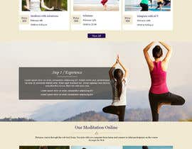 nº 32 pour Build a Website for a meditation movement par ravinderss2014