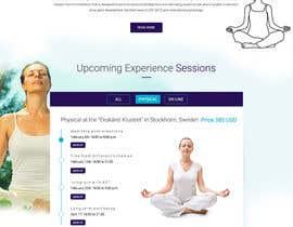 nº 37 pour Build a Website for a meditation movement par webmastersud