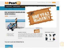 #48 untuk Graphic Design for MrPearl11 oleh stephdesign4u