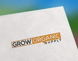 #423 per Grow Organic Supply - logo creation da Sunrise121