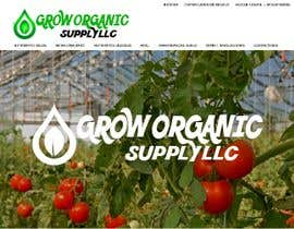 #407 per Grow Organic Supply - logo creation da criscb73