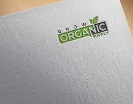 #6 per Grow Organic Supply - logo creation da monnimonni