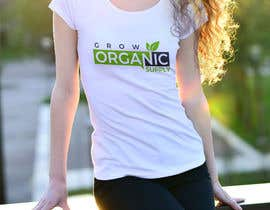 #11 per Grow Organic Supply - logo creation da monnimonni