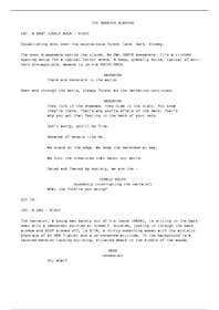 Scriptwriting For Beginners: Learning The Basics Of Screenwriting