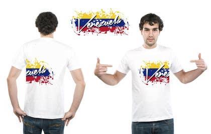 #10 para Design a T-Shirt/Tank-top for upaCachete de ozafebri