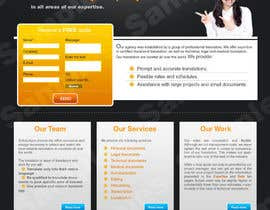 #3 untuk Website Design for Turbolingvo oleh TrungP