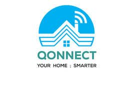 #45 для Design a Logo for Home Automation Company (Qonnect) от hasbyarcplg01