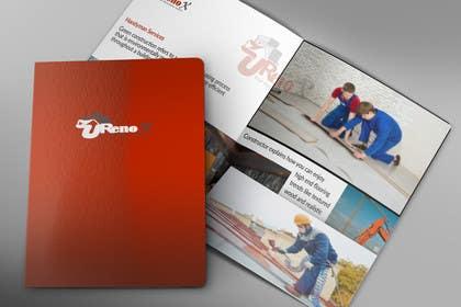 #36 for Brochure - Presentation Folder - Business Cards af bismillahit