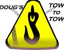 #75 para Logo Design for Dougs Towing de mattandnavi