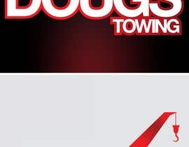 #78 for Logo Design for Dougs Towing by kirstenpeco