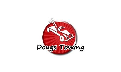 Penyertaan Peraduan #85 untuk Logo Design for Dougs Towing