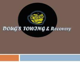 #80 para Logo Design for Dougs Towing de jampakstah143