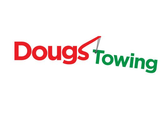 Contest Entry #88 for Logo Design for Dougs Towing