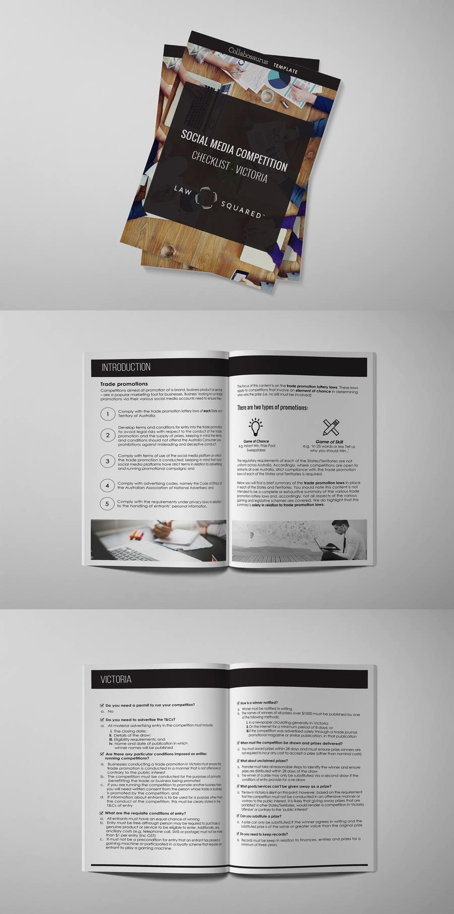 Entry #4 by niyajahmad for Design a template checklist pdf