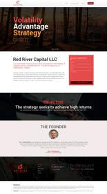 #6 for Web site for financial trading company by saidesigner87
