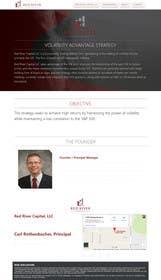#13 для Web site for financial trading company от charles890123