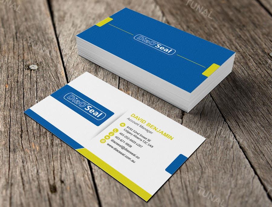 Penyertaan Peraduan #                                        27                                      untuk                                         Design Business Card