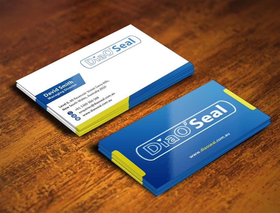 Penyertaan Peraduan #                                        8                                      untuk                                         Design Business Card