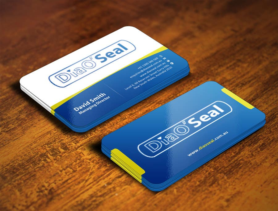 Penyertaan Peraduan #                                        13                                      untuk                                         Design Business Card