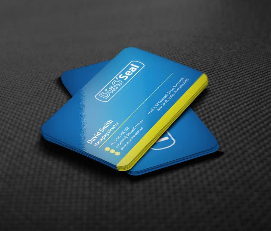 Penyertaan Peraduan #                                        15                                      untuk                                         Design Business Card