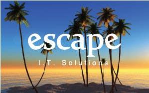 Kilpailutyö #                                        12                                      kilpailussa                                         Graphic Design for Escape I.T Solutions