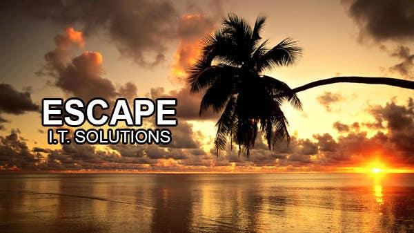 Kilpailutyö #                                        65                                      kilpailussa                                         Graphic Design for Escape I.T Solutions