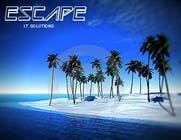 Graphic Design Kilpailutyö #46 kilpailuun Graphic Design for Escape I.T Solutions