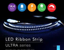 #6 for Retail Packaging Design for LED Strips af arthur2341