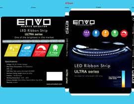 #17 for Retail Packaging Design for LED Strips af arthur2341