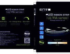 #12 cho Retail Packaging Design for LED Strips bởi JacekKadziolka