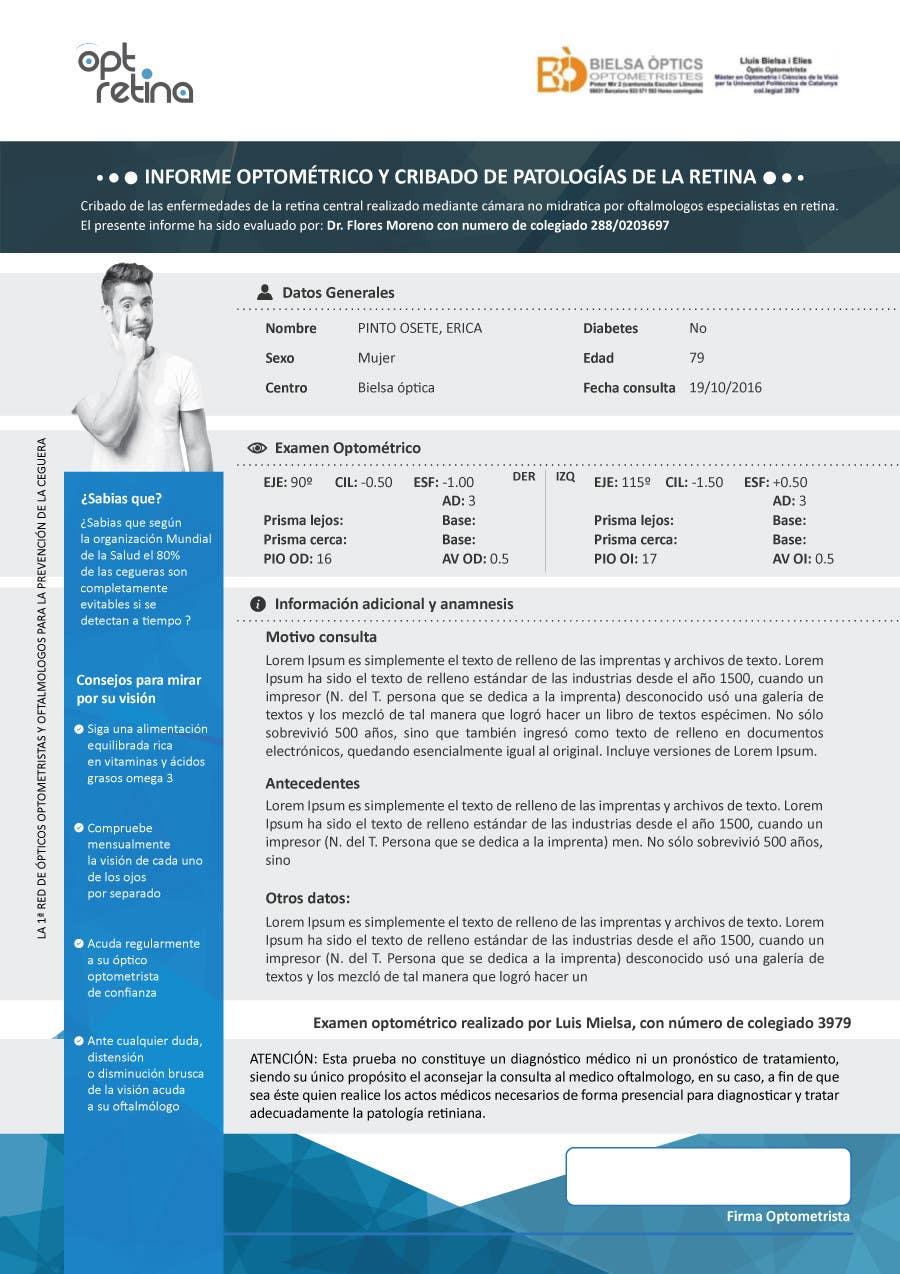 86ecb85065 Entry #14 by ideaslibres for Diseñar un folleto   Freelancer